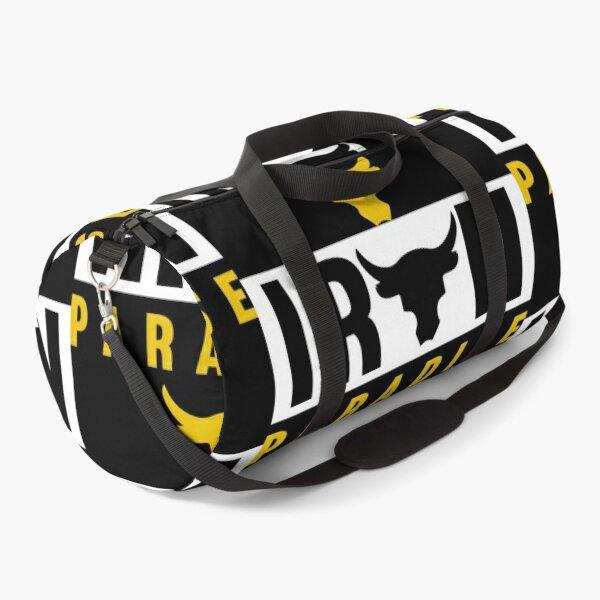 PARADISE Workout Project Rock Duffle Bag
