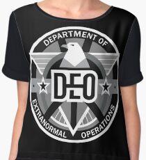 D.E.O. Chiffon Top