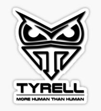 Blade Runner - Tyrell Corporation Logo Sticker