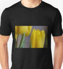 Yellow Tulips 4 Unisex T-Shirt