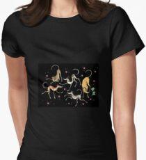 Greyt Garden Party Women's Fitted T-Shirt