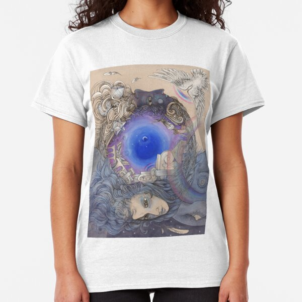 The Metaphysical Head Classic T-Shirt
