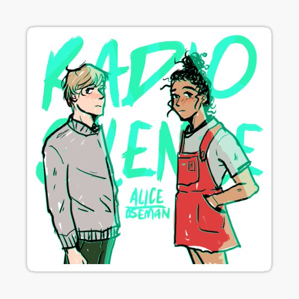 Aled and Frances Sticker