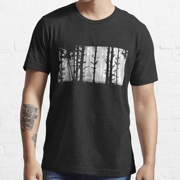 Deep In the Forest Essential T-Shirt