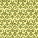 Showland Scroll - cream pattern by Carter & Rickard