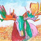 Moose by Juhan Rodrik