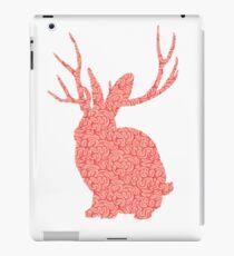 The Brains Rabbit iPad Case/Skin