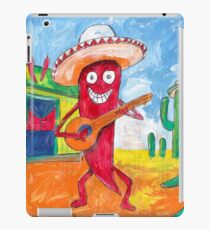 Hot Saloon  iPad Case/Skin