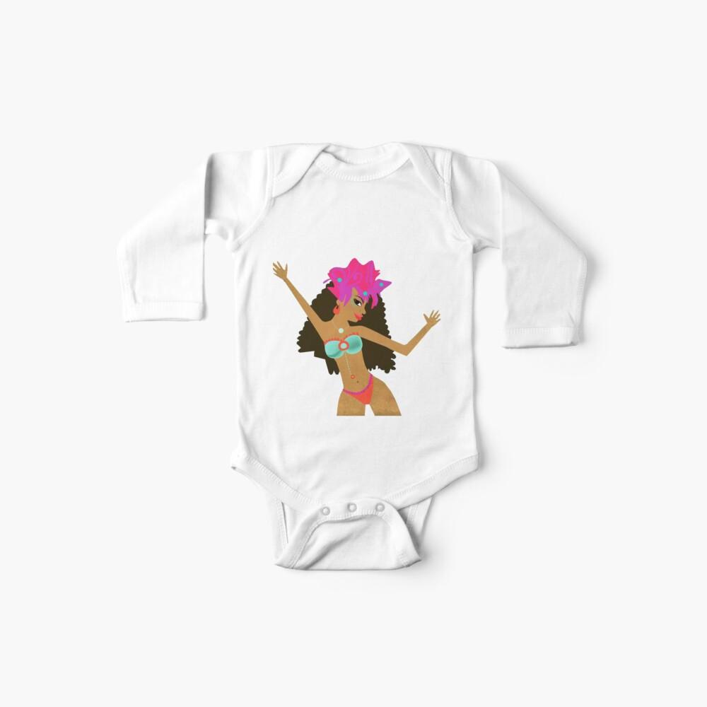 Soca bailarín Bodies para bebé