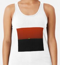 Green Flash Racerback Tank Top