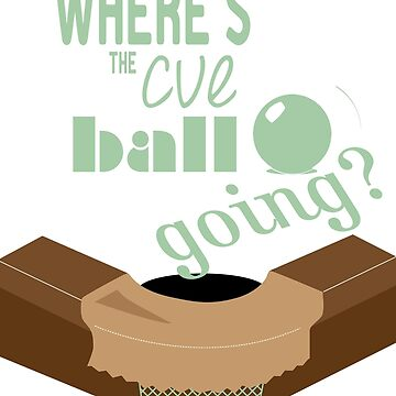 Where's the cue ball going? by Elang