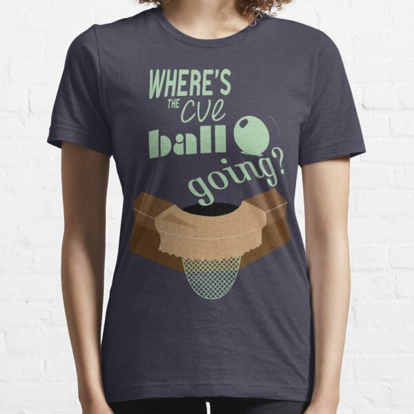 Where's the cue ball going? Essential T-Shirt
