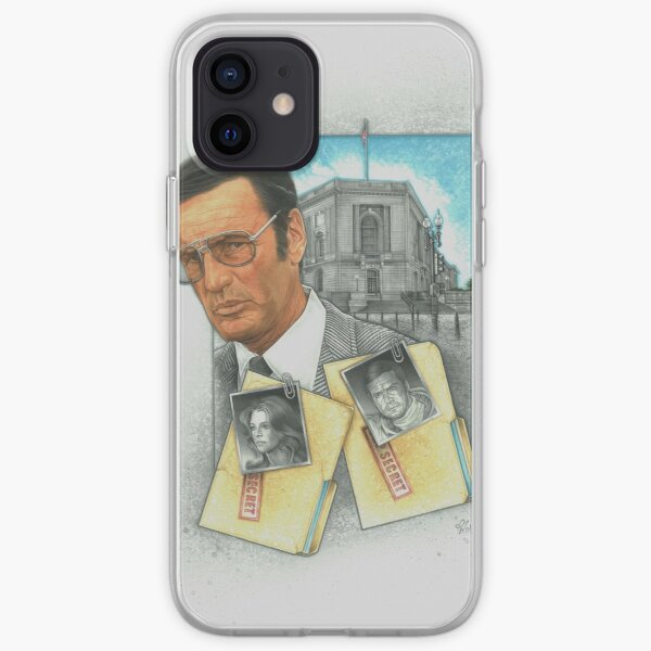 The Bionic Boss! iPhone Soft Case