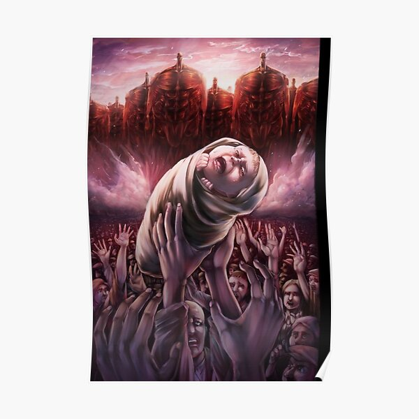 Attack on titan the great rumbling Poster