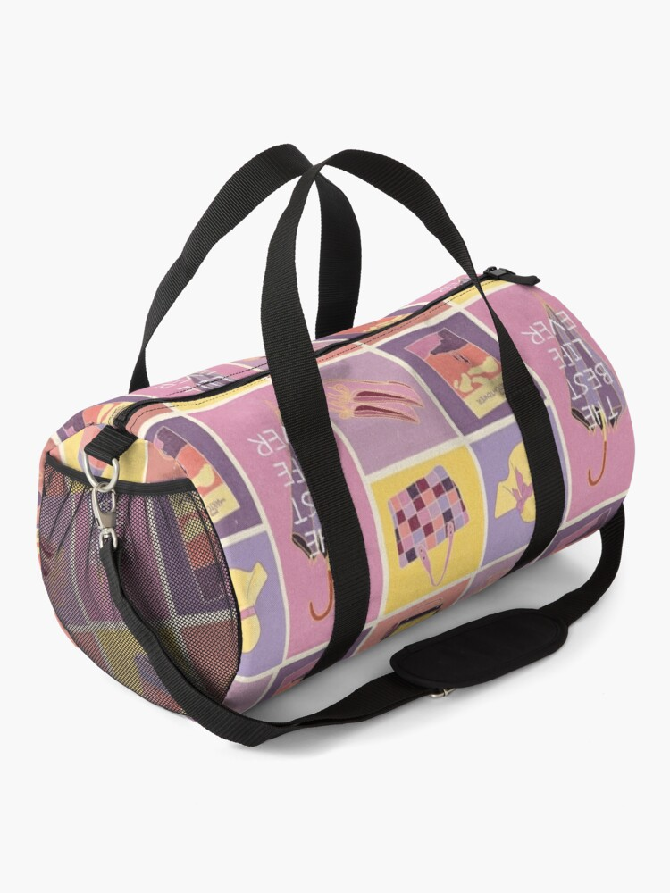Alternate view of PREACHING ICONS (FOR HER) Duffle Bag