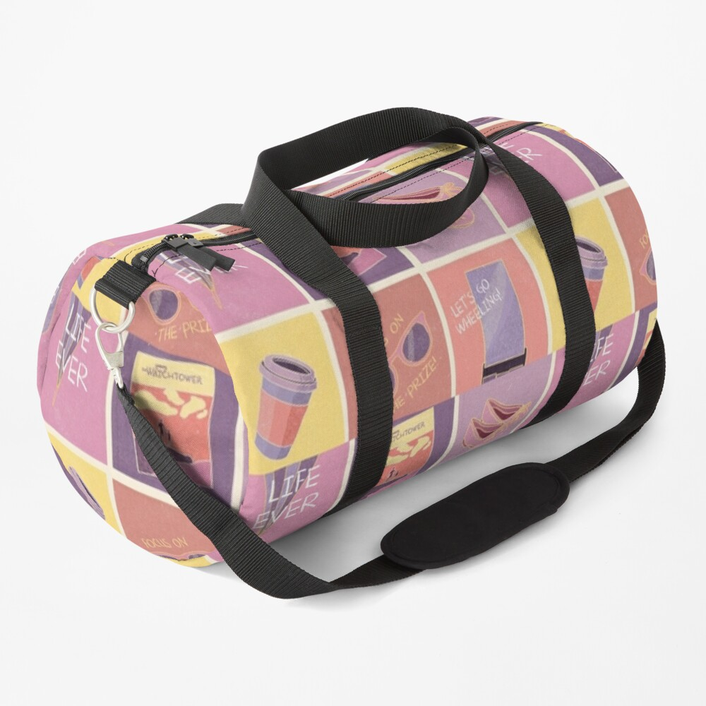 PREACHING ICONS (FOR HER) Duffle Bag