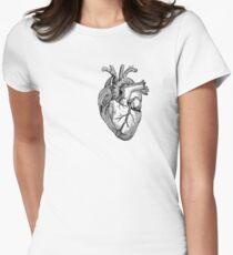 Camiseta entallada Coeur Anatomique
