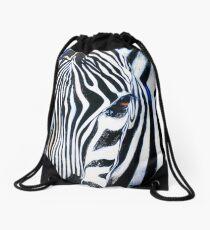 Zebra Turnbeutel