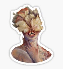 nude portrait Sticker