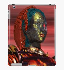 ARES CYBORG FROM HYPERION WORLD Sci-Fi Movie iPad Case/Skin