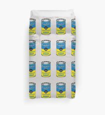 Adamantium Soup Duvet Cover