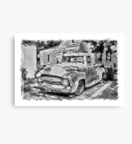 """Antique Dreamin' ""... prints and products Canvas Print"