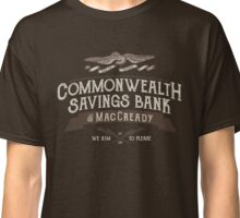 Commonwealth Savings Bank of MacCready Classic T-Shirt