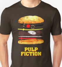 Pulp Fiction Burger T-Shirt