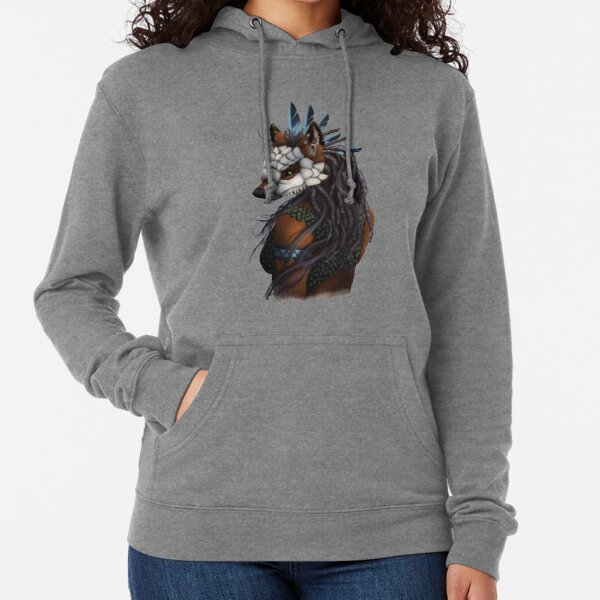 Return to the wilds Lightweight Hoodie