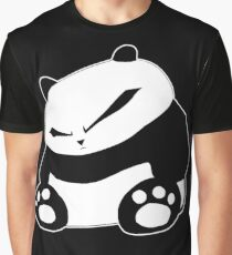 Angry Panda Graphic T-Shirt