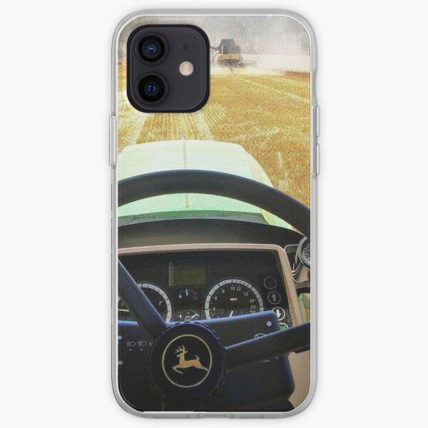 John Deere Tarctor Funda blanda para iPhone