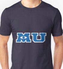 Monsters University Merchandise Slim Fit T-Shirt