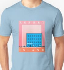 RESORT ISLAND TOURIST ITEMS - LISA THE PAINFUL RPG Unisex T-Shirt