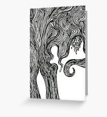 Willow Tree G Pollard Greeting Card