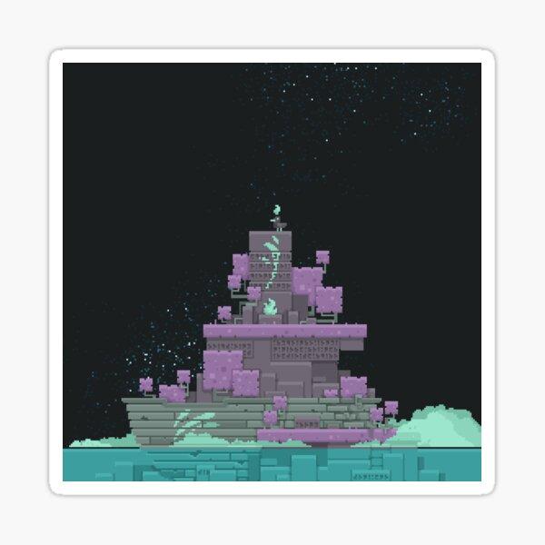 Haunted Sea of Souls Sticker