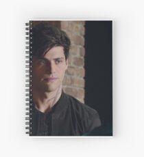 Alexander Lightwood Spiral Notebook