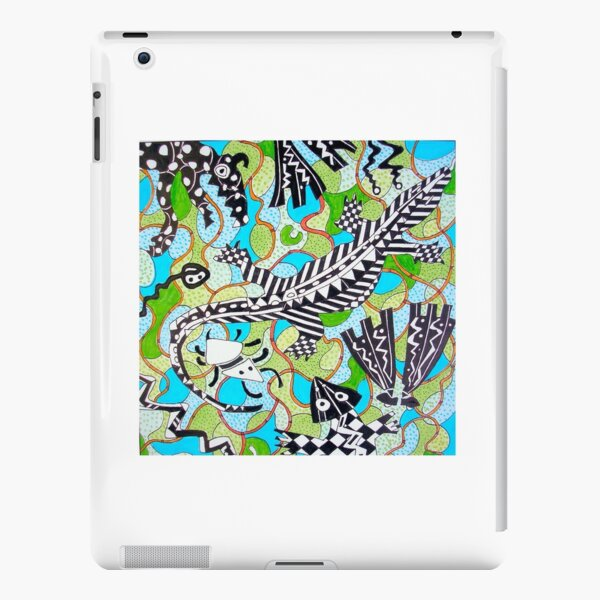 Slither iPad Snap Case