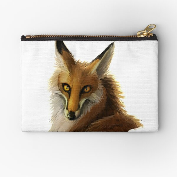 The fox Zipper Pouch