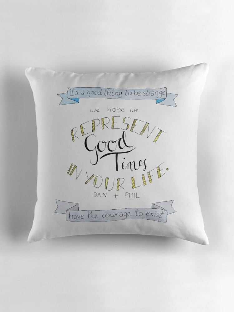 Decorative Pillows With Quotes :
