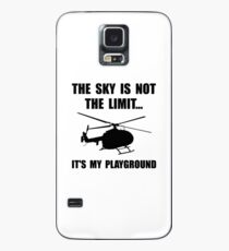 Sky Playground Helicopter Case/Skin for Samsung Galaxy