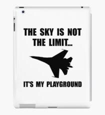 Sky Playground Military Plane iPad Case/Skin
