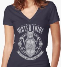 Avatar Southern Water Tribe Women's Fitted V-Neck T-Shirt