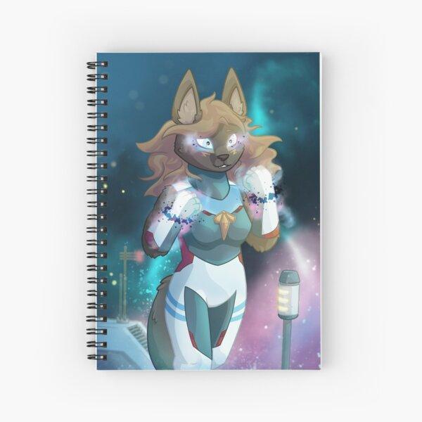 Quazar Spiral Notebook