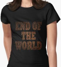 End Of The World (Rust) T-Shirt