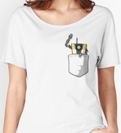 P0ck37 Women's Relaxed Fit T-Shirt
