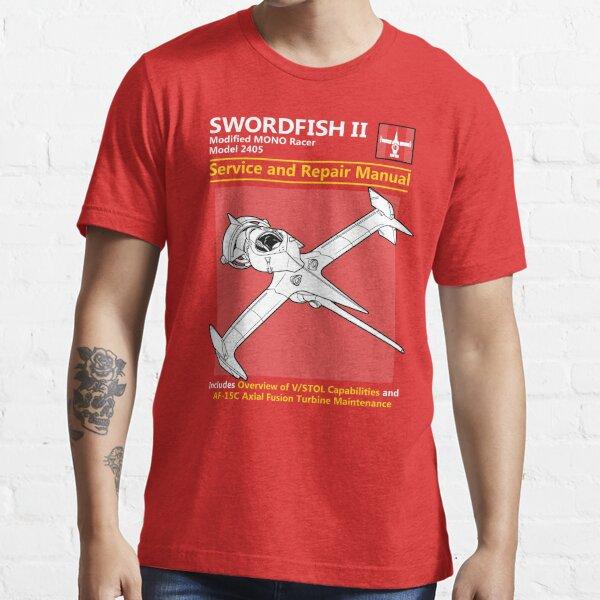 Manuel d'entretien et de réparation de l'espadon T-shirt essentiel