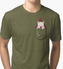 Kupocket Tri-blend T-Shirt