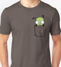 Pocket Spare Parts Slim Fit T-Shirt