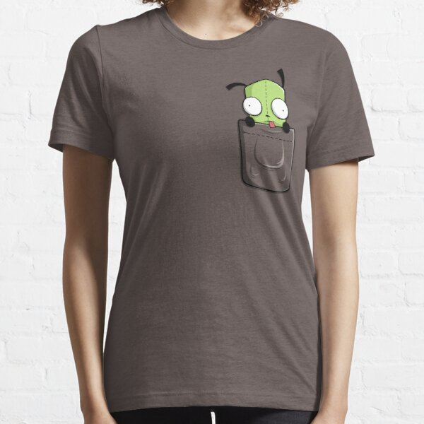 Pocket Spare Parts Essential T-Shirt