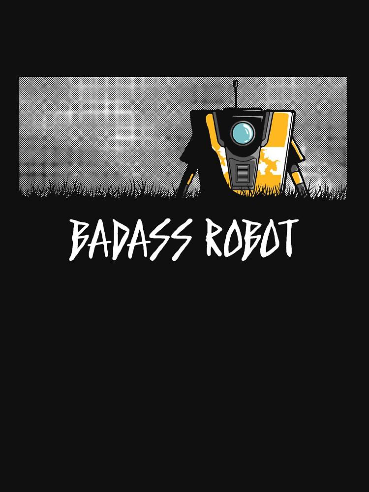 TShirtGifter presents: Badass Robot | Unisex T-Shirt